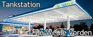 Tankstation de Weule Vorden